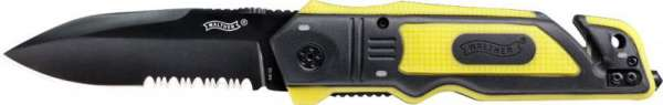 Walther ERK Emergency Rescue Knife gelb