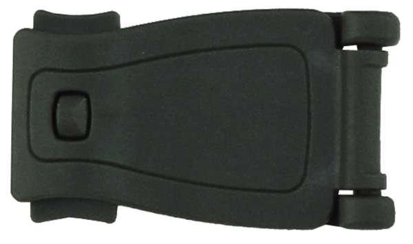 Adapter-Clip Plastik MOLLE oliv