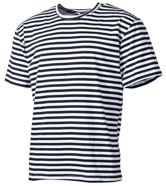 Russ. Marine T-Shirt halbarm