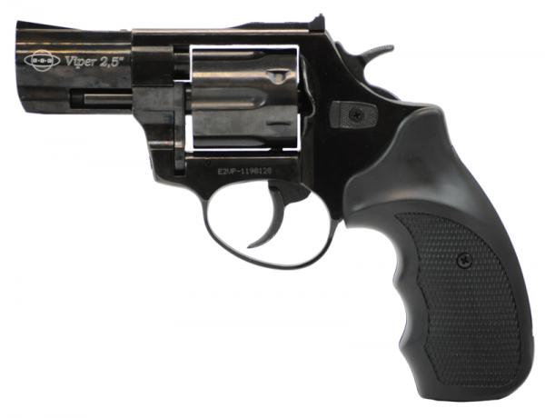Ekol Viper 2,5' Schreckschuss Revolver 9 mm R.K. brüniert