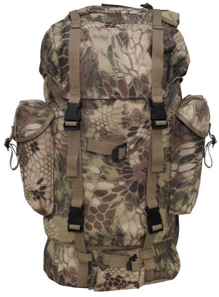 BW Kampfrucksack groß Mod. snake FG