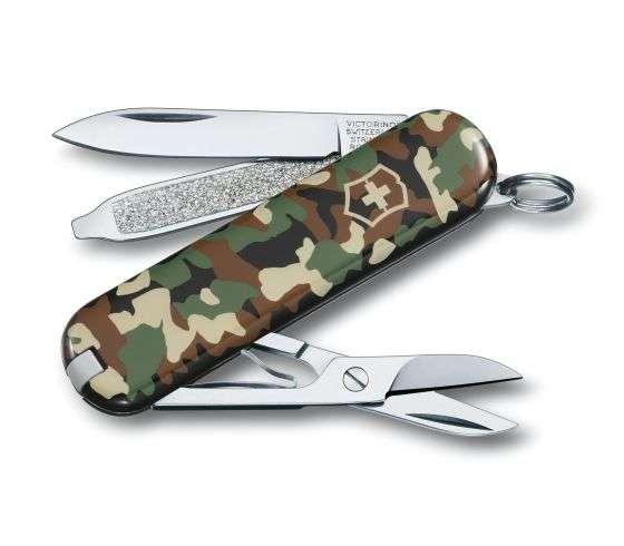 Kleines Taschenmesser Classic SD Camouflage