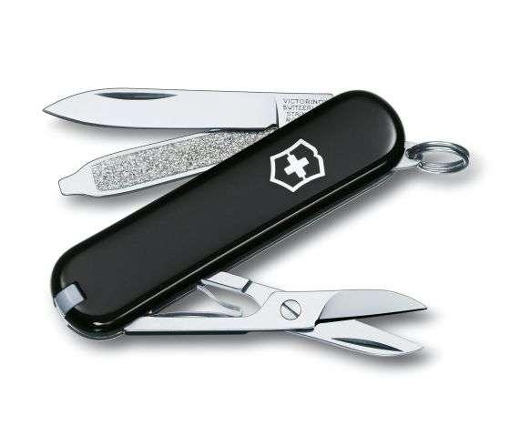 Kleines Taschenmesser Classic SD schwarz