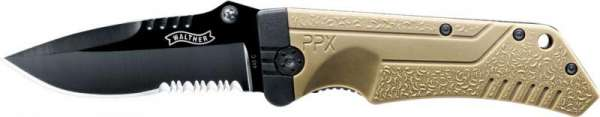 Walther PPX Messer