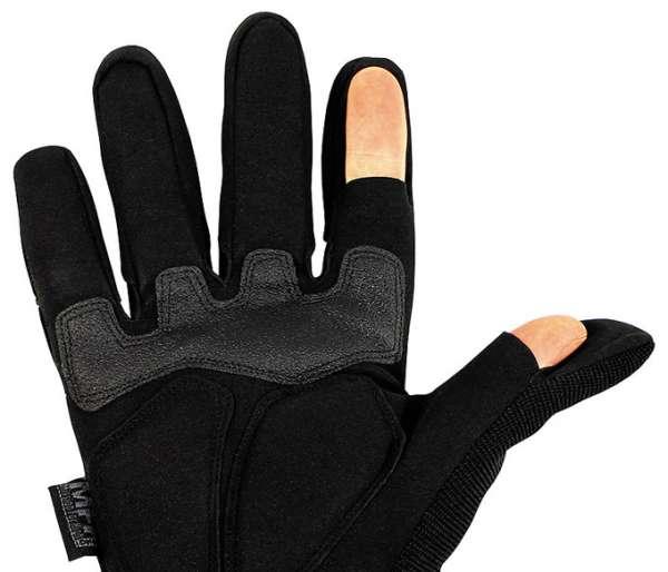 Tactical Handschuhe Stake schwarz