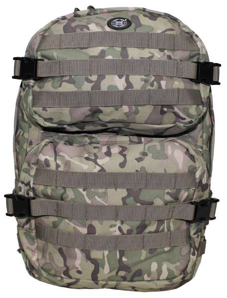 US Rucksack Assault II operation-camo