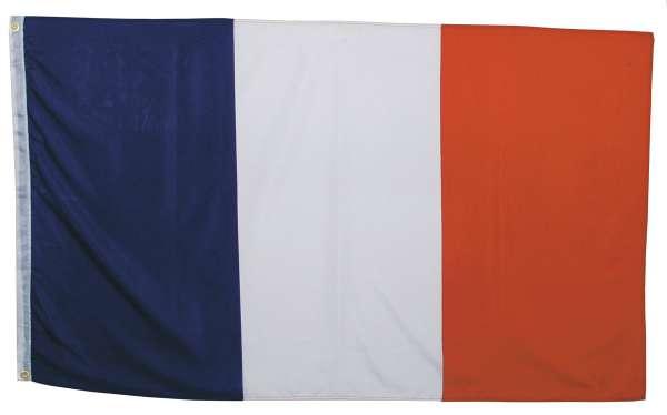 Fahne Frankreich Polyester