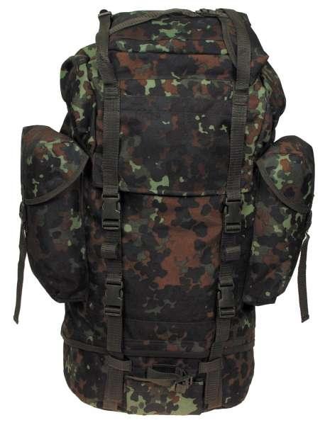 BW Kampfrucksack groß Mod. Flecktarn