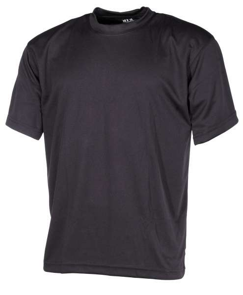 T-Shirt Tactical schwarz