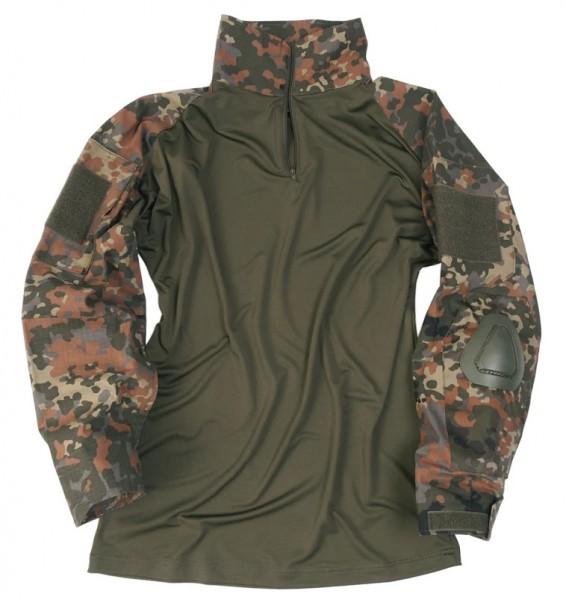 Mil-Tec Tactical Hemd Warrior flecktarn