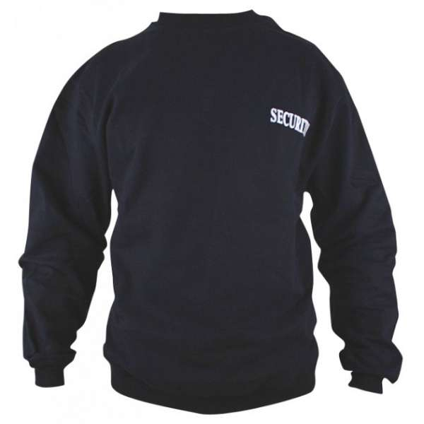 COPTEX Sweatshirt Security Größe M