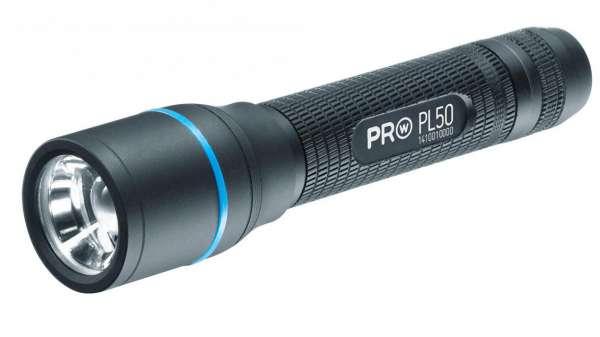 Walther PRO PL50 LED Taschenlampe 110 Lumen