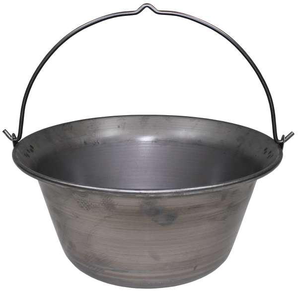 Ungar. Gulaschkessel Eisen 22 Liter