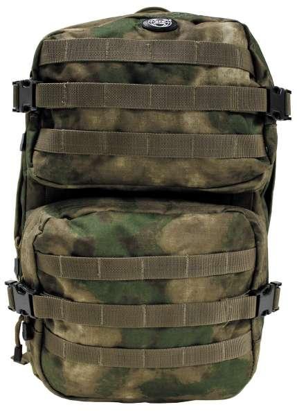 US Rucksack Assault II HDT-camo FG