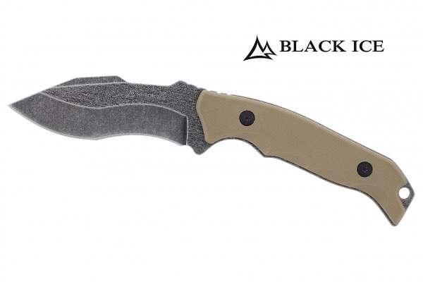 BLACK ICE Messer HUNTER III