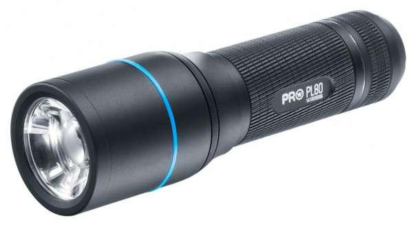 Walther PRO PL80 LED Taschenlampe 725 Lumen
