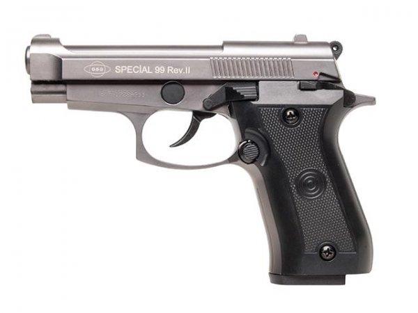 Ekol Special 99 Rev. 2 Schreckschuss Pistole 9 mm P.A.K. titan