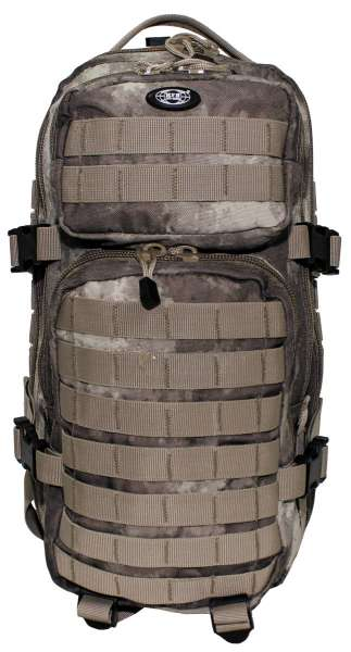 US Rucksack Assault I HDT-camo