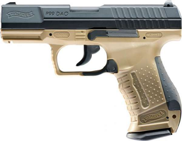 Walther P99 DAO CO2 Softair