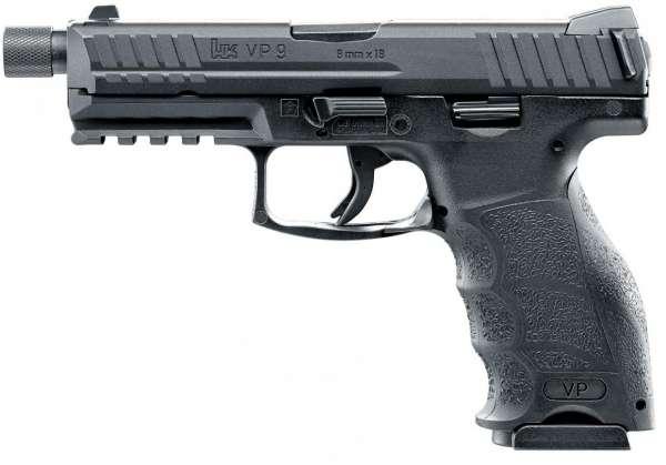 Heckler & Koch VP9 Tactical Softair Pistole 6 mm BB schwarz