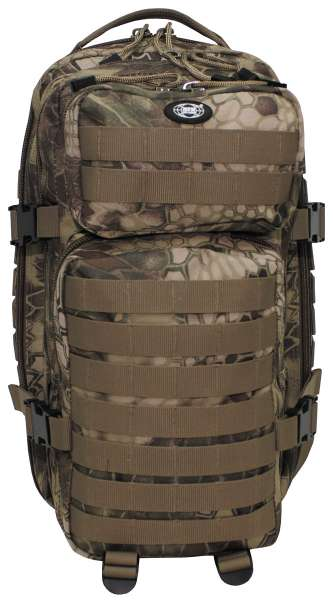 US Rucksack Assault I snake FG