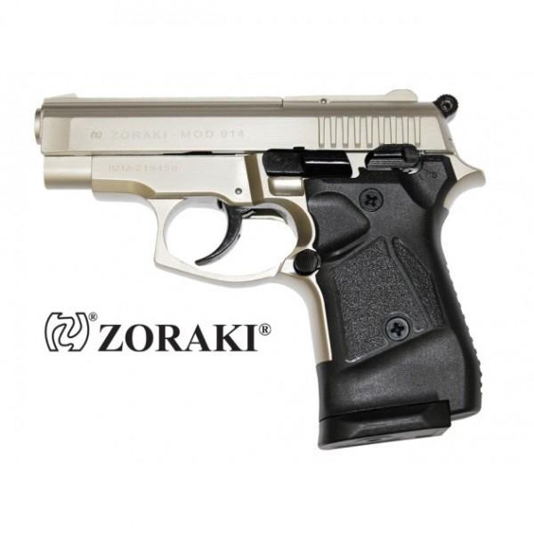 Zoraki 914 Schreckschuss Pistole 9 mm P.A.K. satina