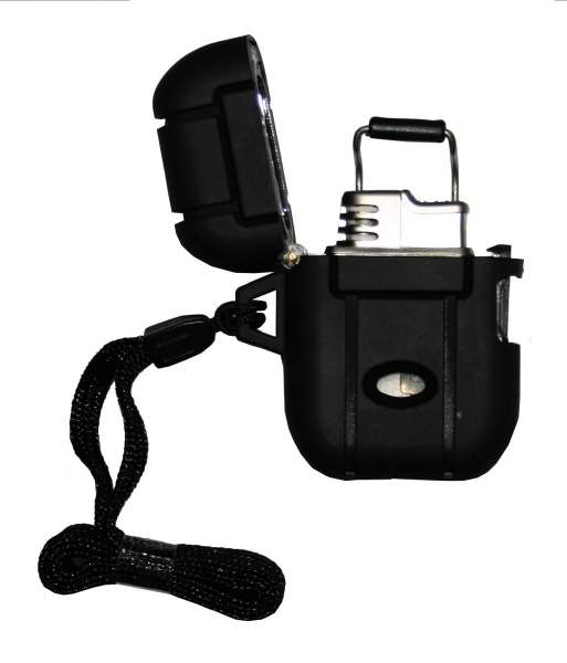 Outdoor-Feuerzeug Gas Kunststoffgehäuse unbefüllt