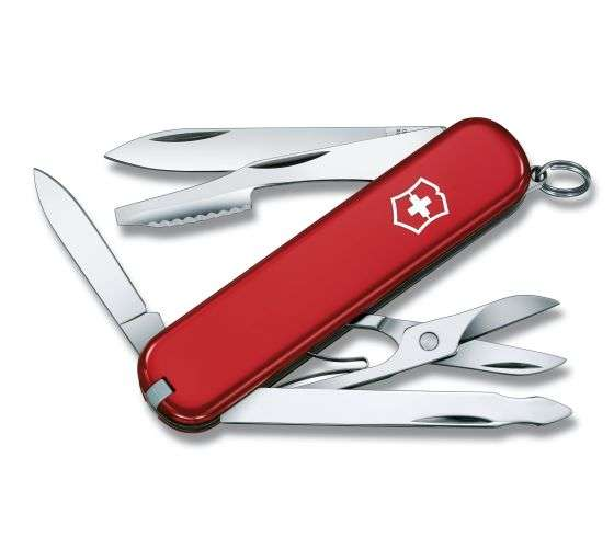 Taschenmesser Executive rot