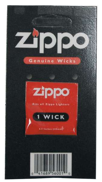 Zippo-Dochte für Feuerzeuge 24 St. auf Display