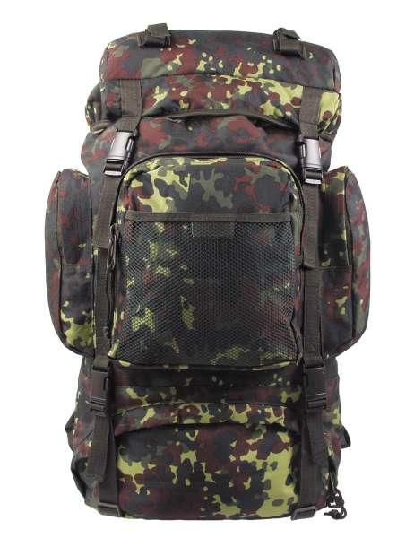 """Rucksack """"Tactical"""" groß flecktarn"""