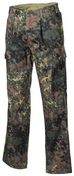 BW Feldhose flecktarn 5 Farben gr. Größen nach TL