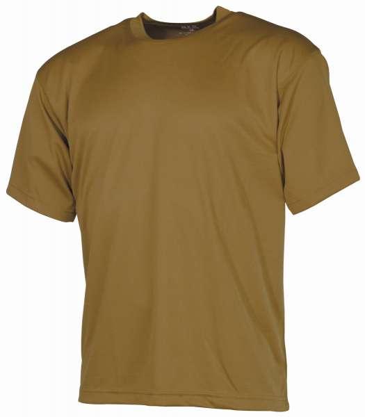 T-Shirt Tactical coyote tan