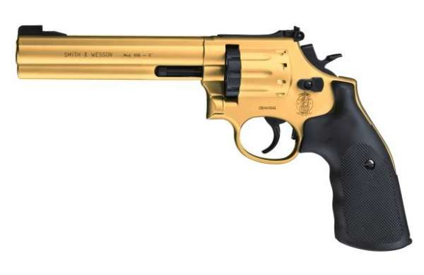"Smith & Wesson Mod. 686-6"" CO2 Revolver"