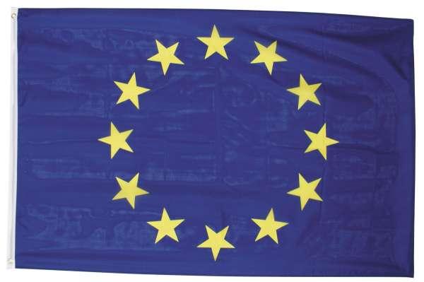 Fahne Europa Polyester