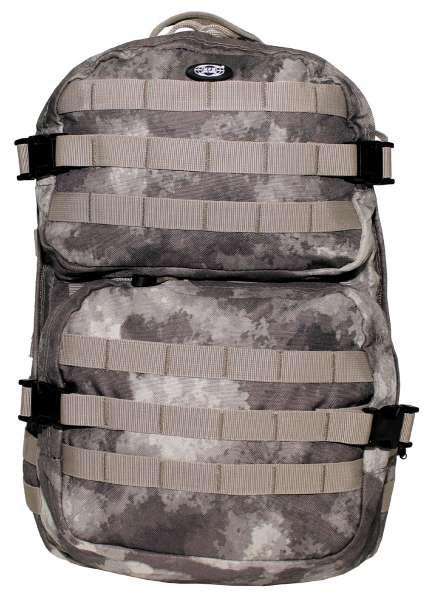 US Rucksack Assault II HDT-camo