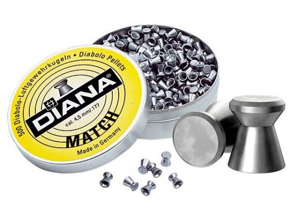 Diana Match Diabolo 4,5 mm 500 Stück