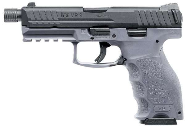 Heckler & Koch VP9 Tactical Softair Pistole 6 mm BB DX Gray